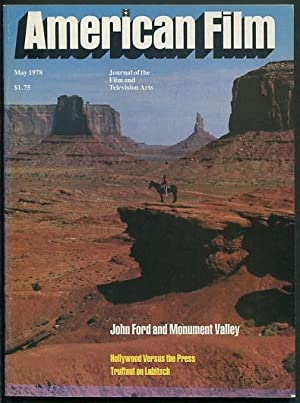 American Film: Journal of the Film and Television Arts [magazine] (May 1978) [cover: John Ford an...