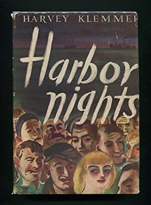 Harbor Nights [*SIGNED*]: Klemmer, Harvey