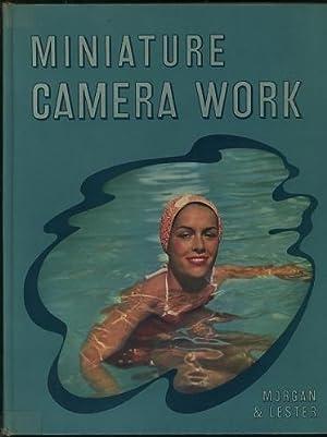 Miniature Camera Work; emphasizing the entire field: Morgan, Willard D.,