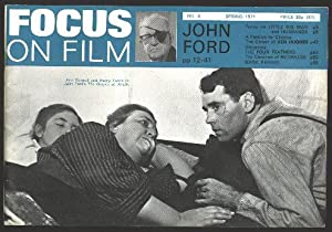 Focus on Film (No. 6, Spring 1971) [special John Ford section]