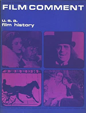 Film Comment: U.S.A. Film History (Fall 1969)