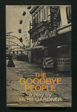 The Goodbye People: Gardner, Herb