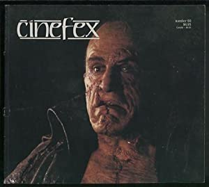 Cinefex.the journal of cinematic illusions - issue: Duncan, Jody, ed.