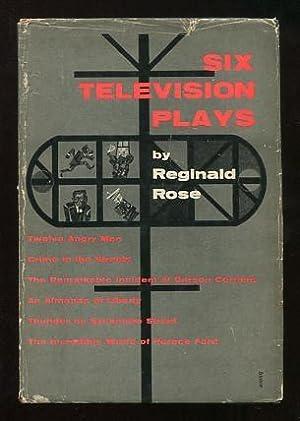 Six Television Plays [*SIGNED*]: Rose, Reginald