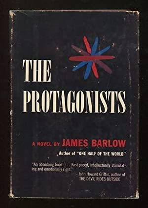 The Protagonists: Barlow, James