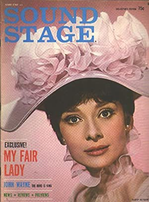 Sound Stage (issue #1, December 1964) [cover: Audrey Hepburn in