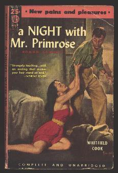 A Night with Mr. Primrose [original title: Cook, Whitfield