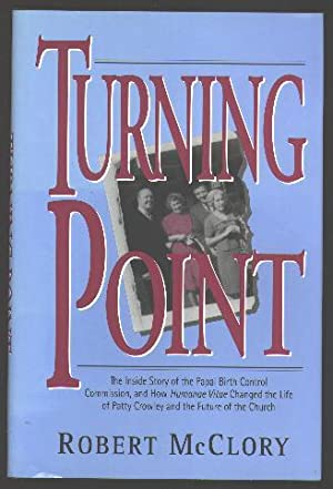 Turning Point [*SIGNED* by Patty Crowley]: McClory, Robert