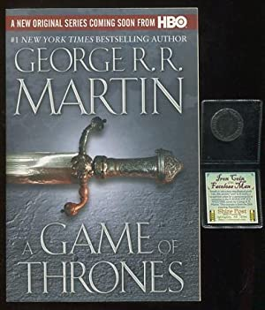 A Game of Thrones: Book One of: Martin, George R.R.