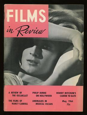 Films in Review (May 1964) [cover: Daniela Bianchi in FROM RUSSIA WITH LOVE]