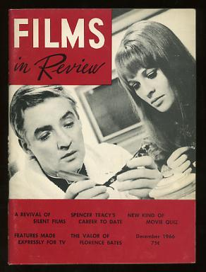 Films in Review (December 1966) [cover: Oskar Werner and Julie Christie in FAHRENHEIT 451]