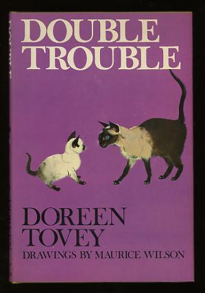 Double Trouble: Tovey, Doreen