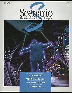 Scenario: The Magazine of Screenwriting Art (Spring: Gorey, Edward} {Mamet,