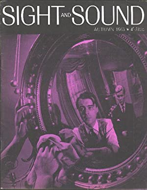Sight and Sound (Autumn 1963) [cover: Dirk Bogarde and James Fox in THE SERVANT]
