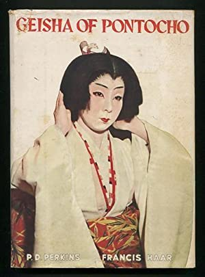 Geisha of Pontocho: Perkins, P.D.; photographs