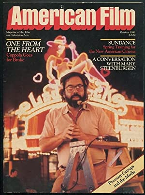 American Film: Magazine of the Film and Television Arts (October 1981) [cover: Francis Ford Coppola]