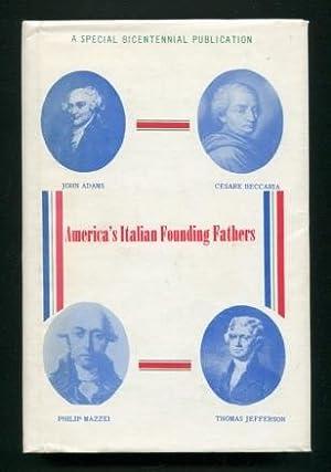 America's Italian Founding Fathers: Caso, Adolph