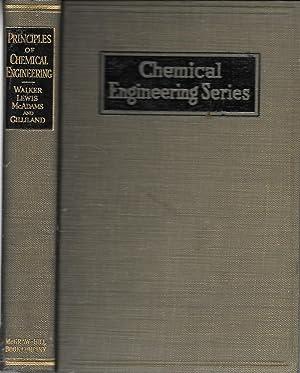 Principles Of Chemical Engineering: Walker, William H