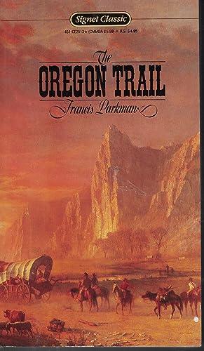 Oregon Trail: Parkman, Francis
