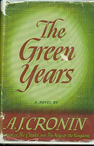 The Green Years: Cronin, A. J.