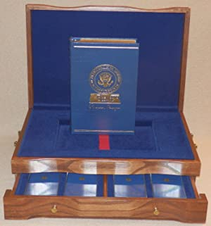 Speaking My Mind Signed and Numbered LTD 1st Edition Oak Box Set: Reagan, Ronald