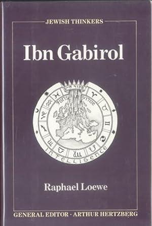 IBN GABIROL: Loewe, Raphael