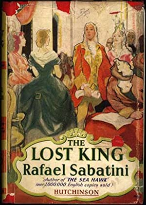 THE LOST KING: Sabatini, Rafael