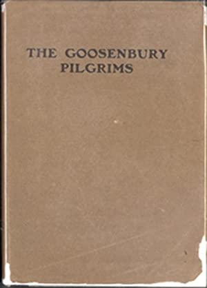 THE GOOSENBURY PILGRIMS: A Child's Drama.: Veblin, Ellen Rolfe