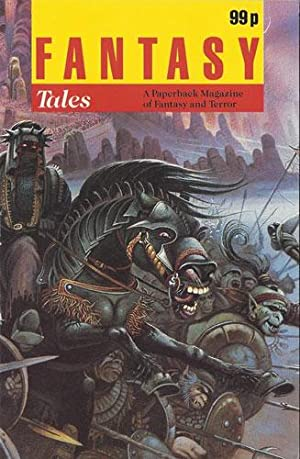 FANTASY TALES, Volume 10, Number 1, Autumn: Sutton, David, and
