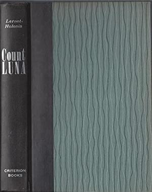 COUNT LUNA: Two Tales of the Real and the Unreal: Lernet-Holenia, Alexander (1897-1976)