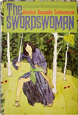 THE SWORDSWOMAN: Salmonson, Jessica Amanda