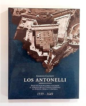 Los Antonelli (Juan Bautista Antonelli, Bautista Antonelli,: Gasparini, Graciano