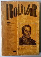 Revista Bolívar: Información Quincenal De La Vida: Pablo Abril De