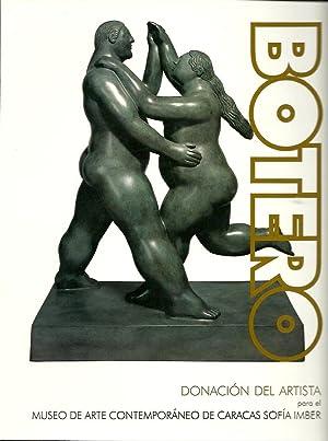 Botero Donación Del Artista Para El Museo: Fernando Botero /