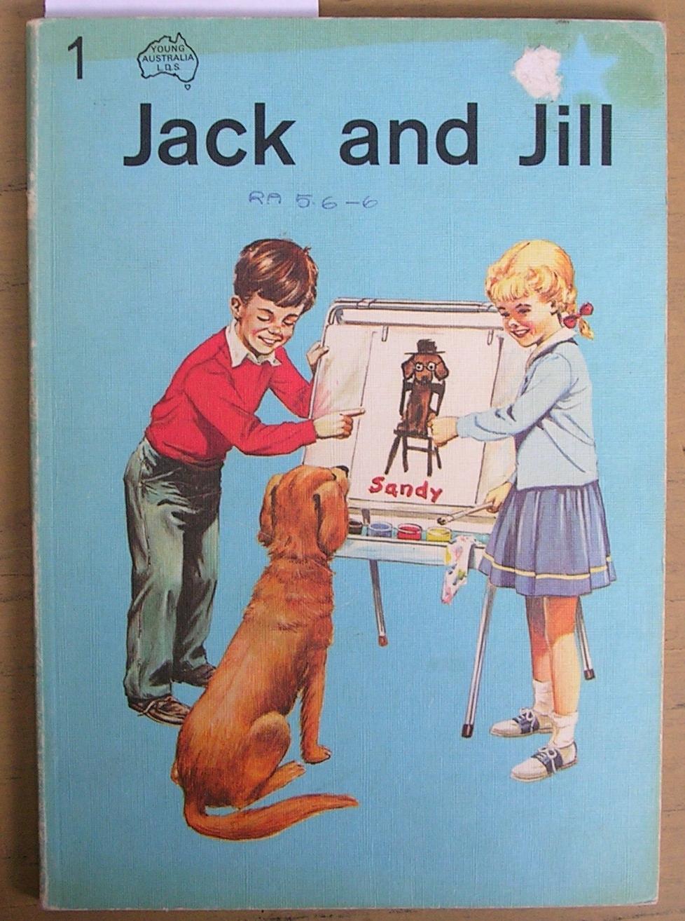 Young Australia Language Development Scheme : Starter Book 1 : Jack And Jill:  Mcinnes, Bookseller Image