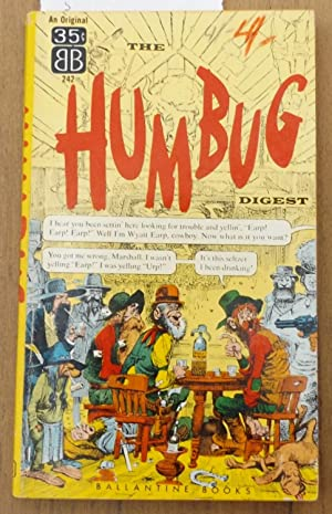 The Humbug Digest: Kurtzman, Haevey (edited