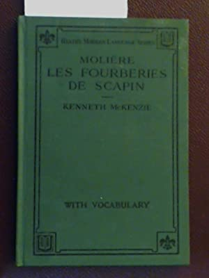 Moliere Les Fourberies De Scapin: McKenzie, Kenneth