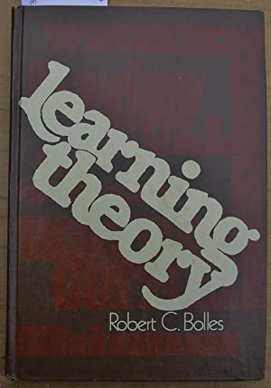 Learning Theory: Bolles, Robert C.