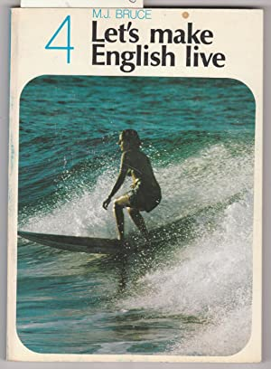 Let's Make English Live Grade 4: Bruce, M. J.