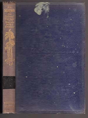 An Inland Voyage : Travels with a: Stevenson, Robert Louis