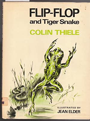 Flip Flop and Tiger Snake: Thiele, Colin