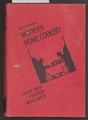 National Modern Home Cookery
