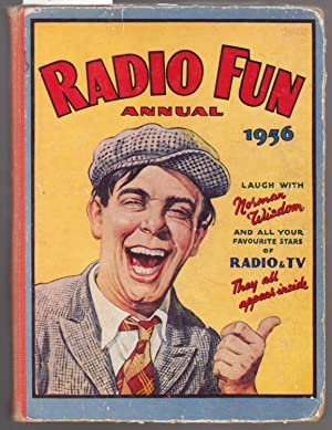 Radio Fun Annual 1956