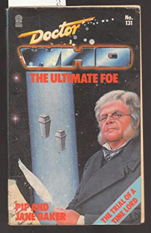 Doctor Who the Trial of a Time Lord : The Ultimate Foe No.131