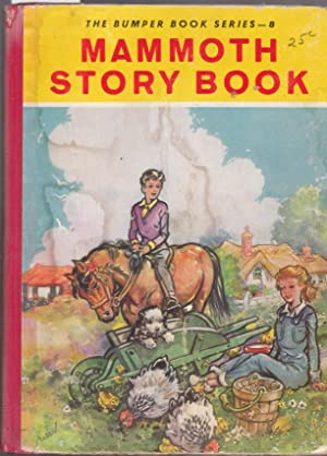 Mammoth Story Book - The Bumper Book Series 8