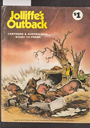 Jolliffe's Outback Australia - Cartoons Articles Head: Jolliffe, E.