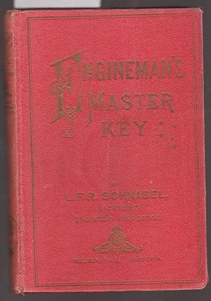 Enginman's Master Key - A Handbook for: Schnabel, L.F.R.