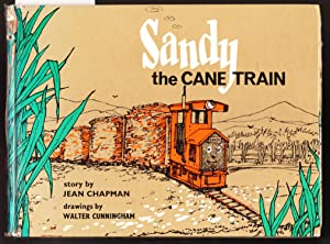 Sandy the Cane Train: Chapman, Jean