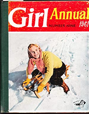Girl Annual 1961- Number Nine