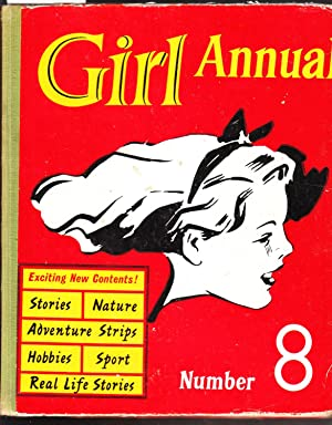 Girl Annual 1959 - Number Eight